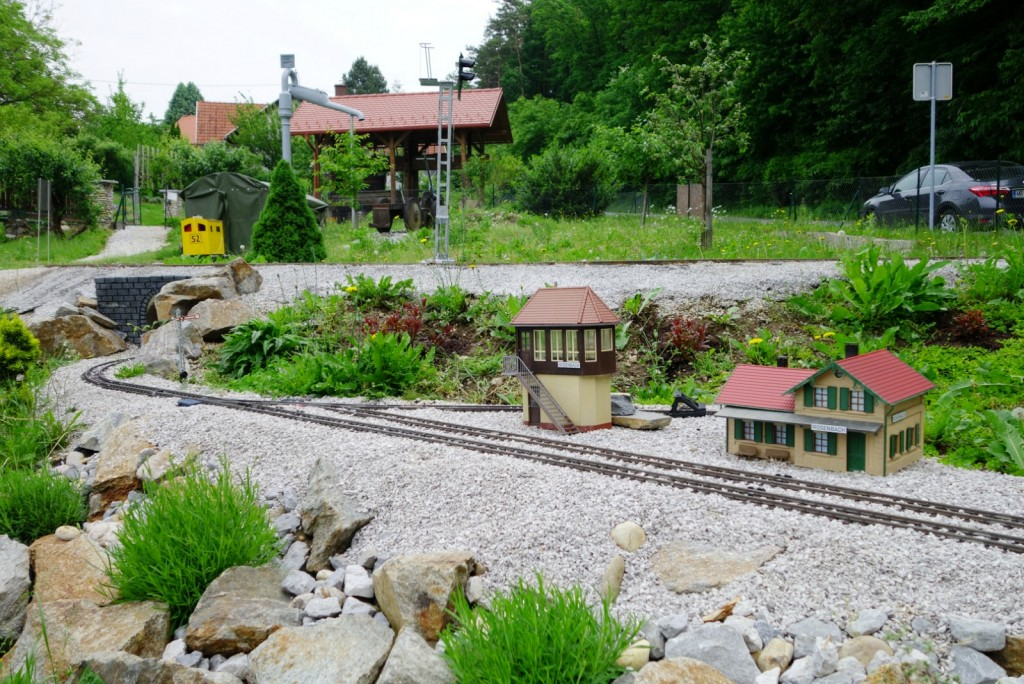 Železniški park Ptuj