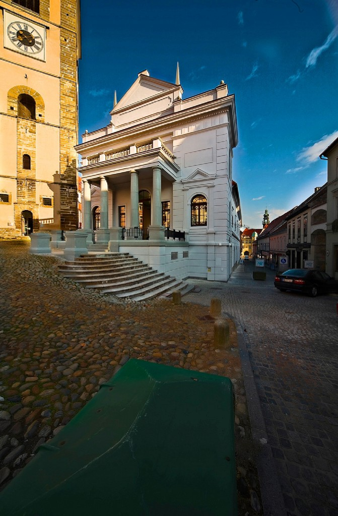Mestno gledališče Ptuj