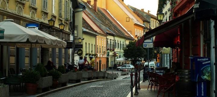 Prešernova ulica Ptuj (fotogalerija)