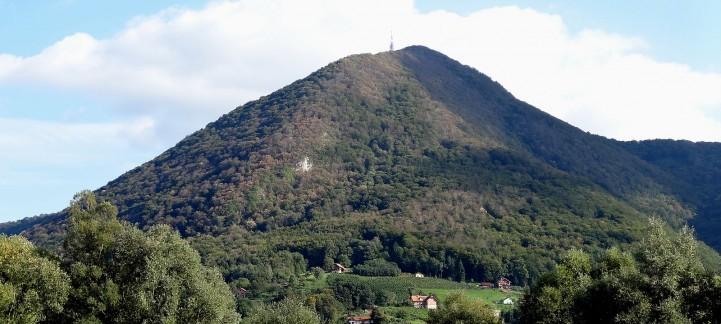 Boč, najvzhodnejša gora Karavank