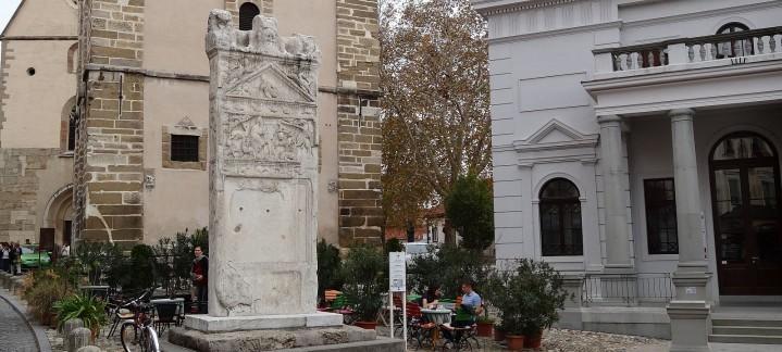 Orfejev spomenik na Ptuju (fotogalerija)