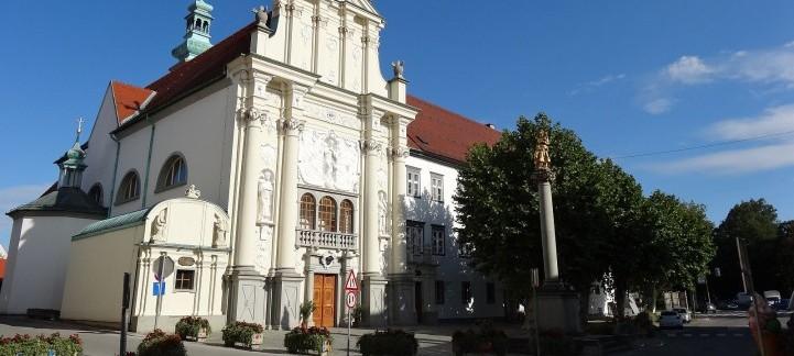 Minoritski samostan Ptuj (fotogalerija)