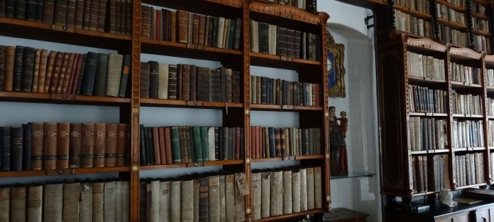 minoritska knjižnica