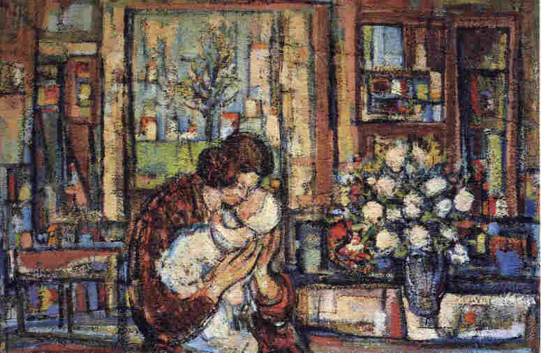 Mati z otrokom 1962