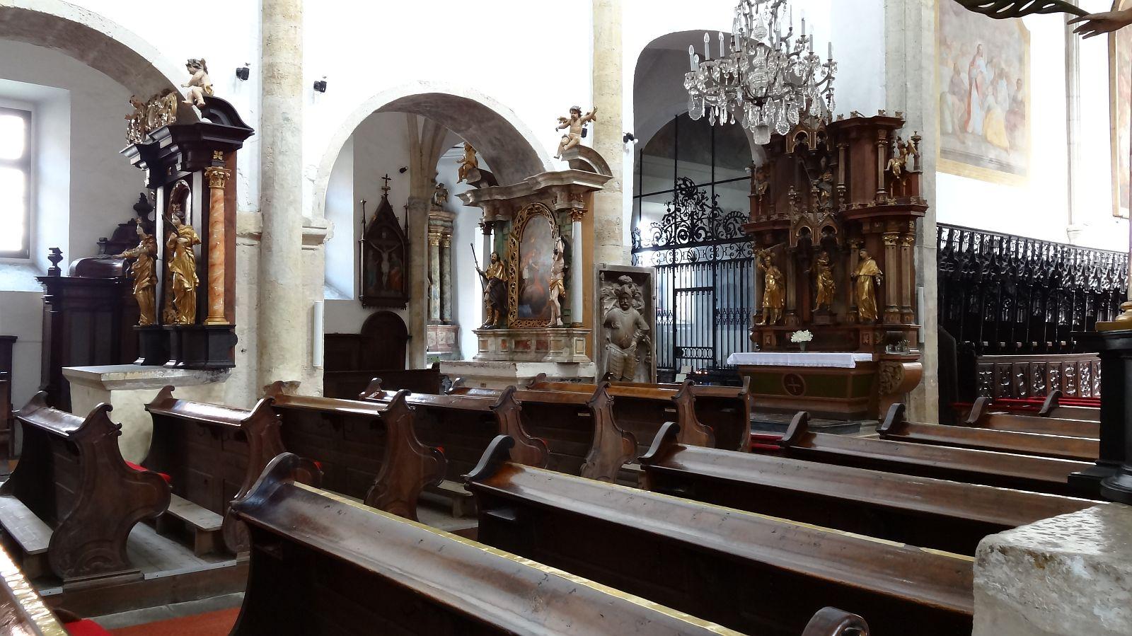 Proštijska cerkev sv. Jurija na Ptuju