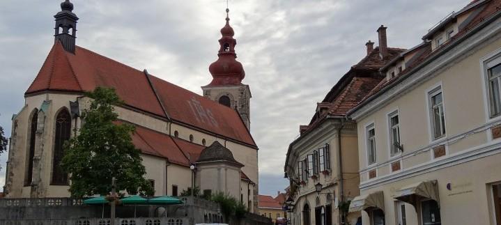 Proštijska cerkev Ptuj (fotogalerija)