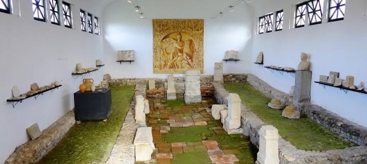 Mitraizem in Mitrova svetišča (mitreji) na Ptuju