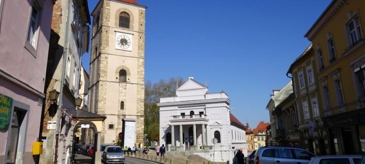 Mestni stolp na Ptuju, simbol starega mesta