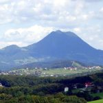 Donačka gora, čudovit pogled na panonski svet