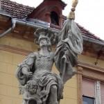 Florijanov spomenik na Ptuju (fotogalerija)