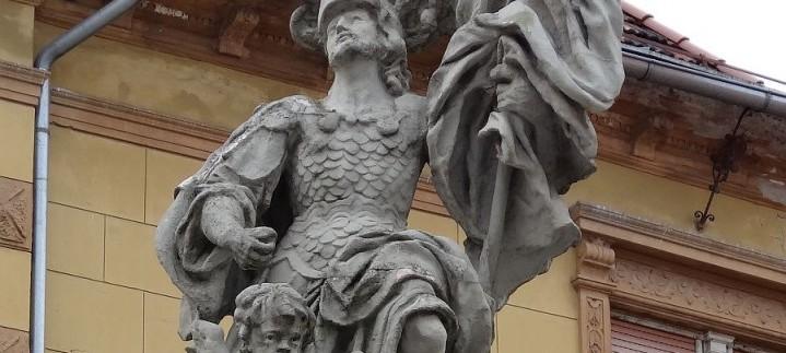 Spomenik sv. Florijana na Ptuju
