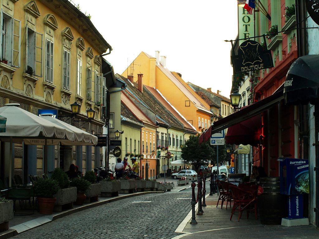 Prešernova ulica Ptuj