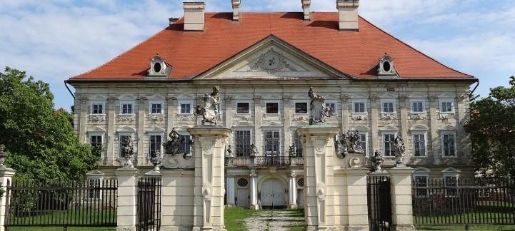 Dvorec Dornava, arhitekturni baročni biser Slovenije