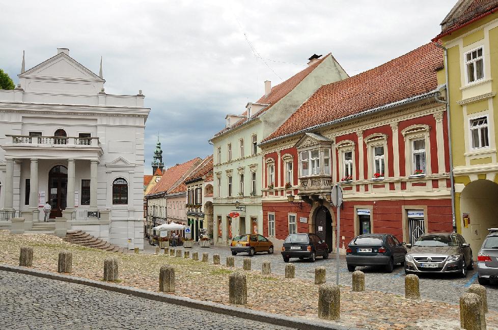 slovenski trg na ptuju