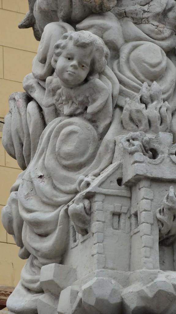 Florijanov spomenik Ptuj