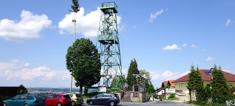 Maistrov stolp na Zavrhu