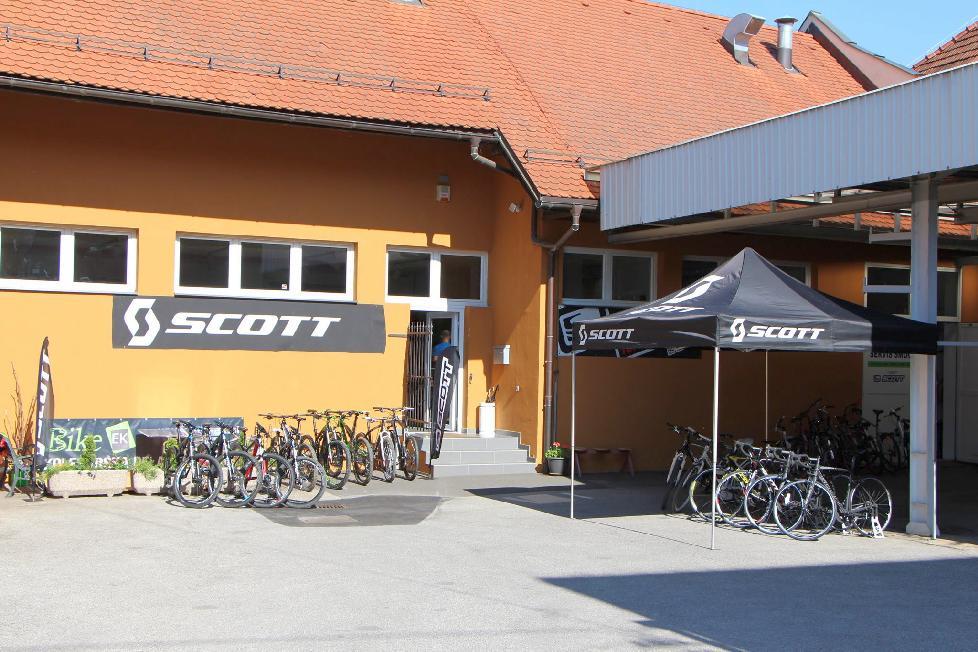 kolesarski center