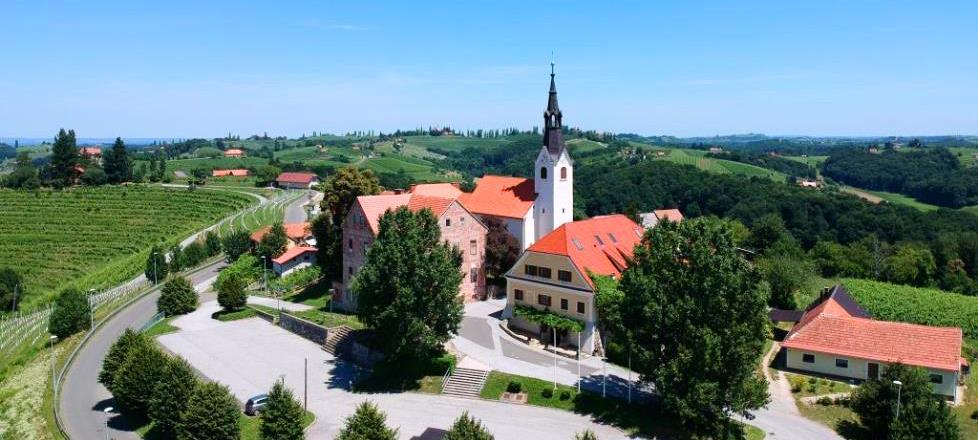 Cerkev Vseh svetnikov, Svetinje