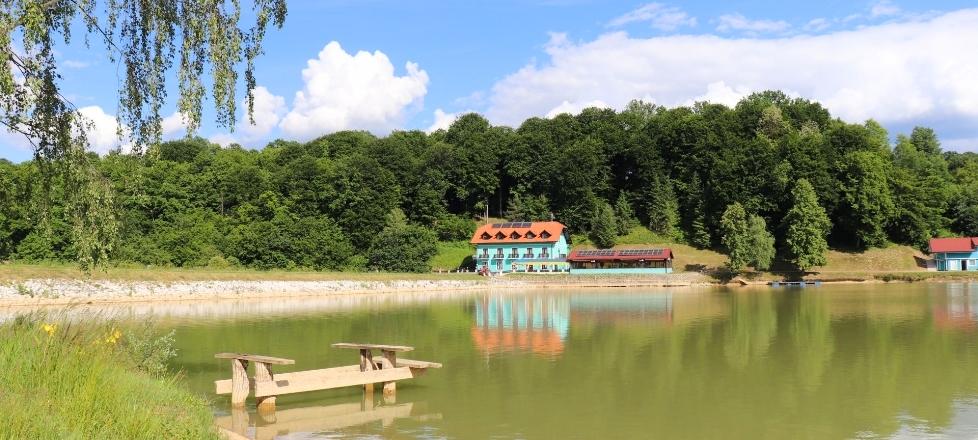 Gostišče, penzion Ob ribniku, Podlehnik