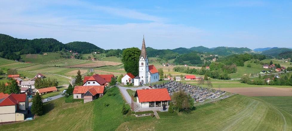 Cerkev sv. Mihaela, Žetale