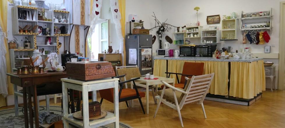 Popravljalnica in grajska kavarnica Ormož