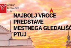 Mestno gledališče Ptuj: Spored predstav